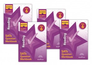 Achieve Reading SATs Question Workbook The Higher Score Year 6: 10 copy pack