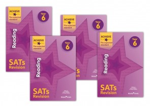 Achieve Reading SATs Revision The Expected Standard Year 6: 10 copy pack