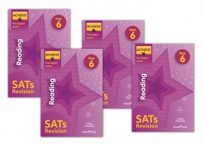 Achieve Reading SATs Practice Papers Year 6: 10 copy pack