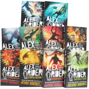 Alex Rider Accelerated Reader Collection - 10 Books