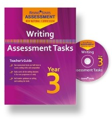 Rising Stars Writing Assessment Tasks Year 3 Pack