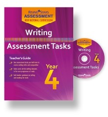 Rising Stars Writing Assessment Tasks Year 4 Pack
