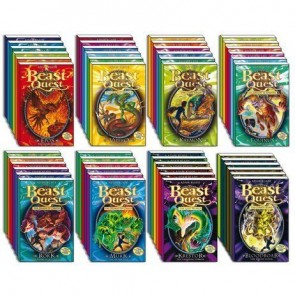 Beast Quest - The Ultimate Pack