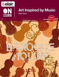 Belair On Display - Art Inspired by Music
