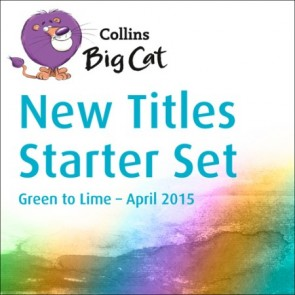0. Collins Big Cat Sets - New Titles Starter Set April 2015 - 14 titles