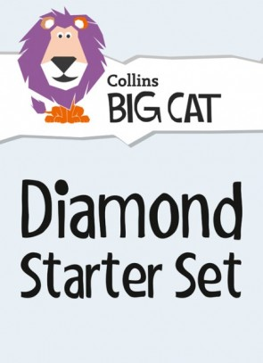 1W. Collins Big Cat Sets - Diamond Starter Set: Band 17/Diamond - 36 titles