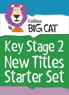 1C. Collins Big Cat Sets - Key Stage 2 January 2018 New Titles Set-28 Titles