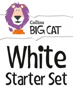 1P. Collins Big Cat Sets - White Starter Set: Band 10/White - 18 titles