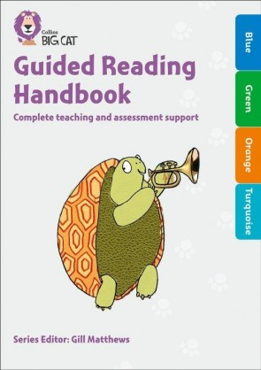 Collins Big Cat - Guided Reading Handbook Blue to Turquoise