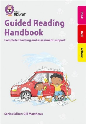 Collins Big Cat - Guided Reading Handbook Pink to Yellow