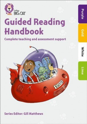 Collins Big Cat - Guided Reading Handbook Purple to Lime