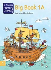 Collins Primary Literacy Big Book 1A