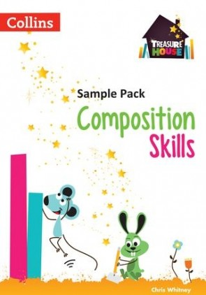 Treasure House Composition Skills Packs - Year 1