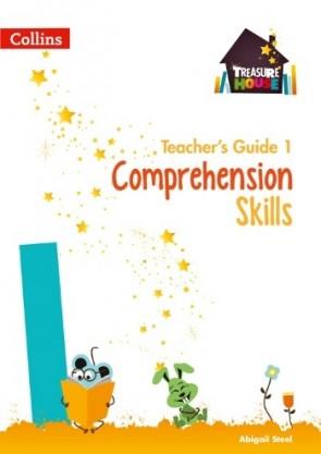 Treasure House Comprehension Skills Packs - Year 1