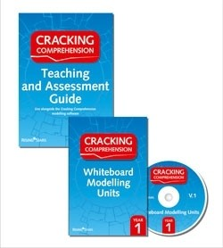 Cracking Comprehension Year 1 [new edition]