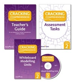 Cracking Comprehension Year 2 [new edition]