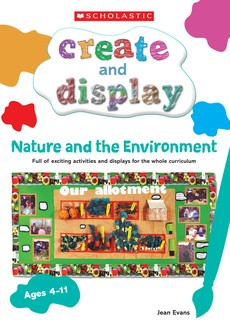 Create and Display Interactive: Nature and the Environment