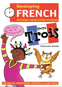 Developing French-Livre Trois