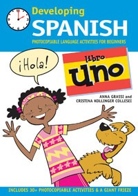 Developing Spanish - Libro Uno