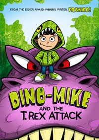 Dino-Mike! - Pack of 4 Titles