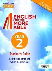 English for the More Able Year 2
