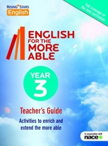 English for the More Able Year 3