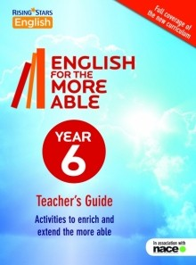 English for the More Able Year 6