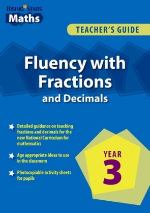 Fluency with Fractions Year 3