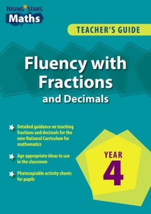 Fluency with Fractions Year 4