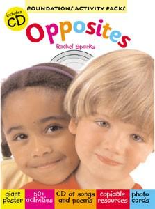 Foundation Activity Packs-Opposites