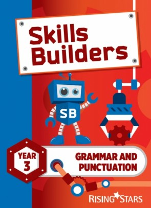 Skills Builders Grammar and Punctuation Year 3 Pupil Book (15 copy pack) new edition