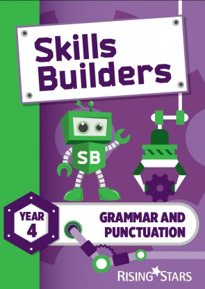 Skills Builders Grammar and Punctuation Year 4 Pupil Book (15 copy pack) new edition