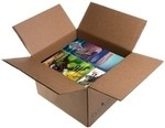 Turquoise Book Box (Pack 2)