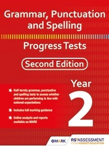 Grammar, Punctuation and Spelling Progress Tests Year 2 Second Edition