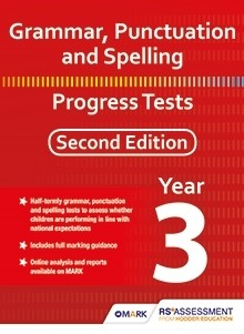 Grammar, Punctuation and Spelling Progress Tests Year 3 Second Edition