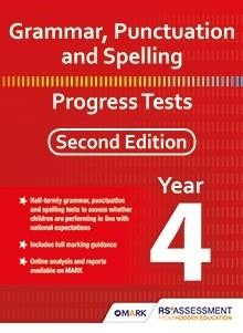 Grammar, Punctuation and Spelling Progress Tests Year 4 Second Edition