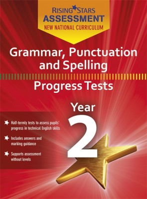 New Curriculum Assessment, Grammar, Punctuation & Spelling Y2