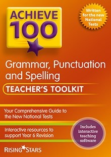Achieve 100 Teacher's Toolkit - Grammar, Punctuation and Spelling