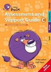 Assessment and Support Guide C: Band Orange–Gold