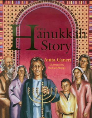 Hanukkah Story Big Book