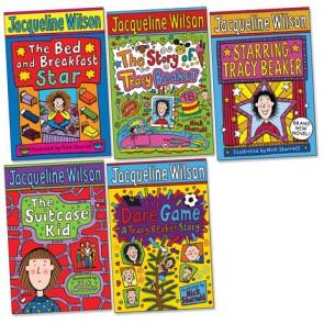 Jacqueline Wilson Pack: Ages 7-9