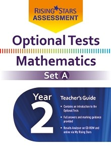 Optional Tests Mathematics Year 2 School Pack Set A