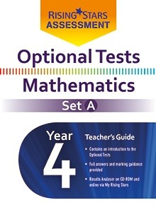 Optional Tests Mathematics Year 4 School Pack Set A | Rising Stars