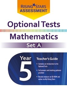 Optional Tests Mathematics Year 5 School Pack Set A