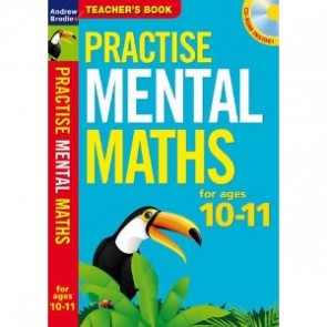 Practise Mental Maths 10-11: Teacher's Resource Book