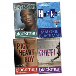 Malorie Blackman Pack