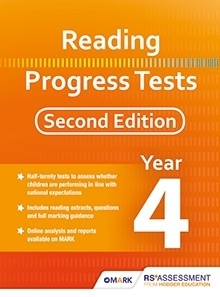 New Curriculum Assessment Reading Progress Tests Year 4 Second Edition