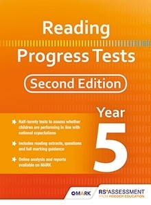 New Curriculum Assessment Reading Progress Tests Year 5 Second Edition