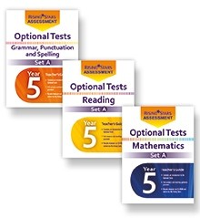 Optional Tests | Rising Stars Assessment | Optional Tests Year 5 Complete Pack Set A