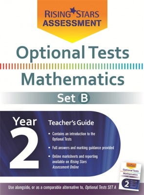 Optional Tests Mathematics Year 2 School Pack Set B | Rising Stars